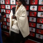 Cecil Lolos mother backstage as she receives the last man standing award for the 2015/2016 #MTN8 tournament https://t.co/6PuL7kafTq