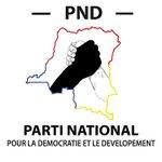 Echos d partis politiques en #RDC Desormais il faut compter sur le #PND Un grand parti proche de #Katumbi membre #AR https://t.co/7f5FtgaTpo