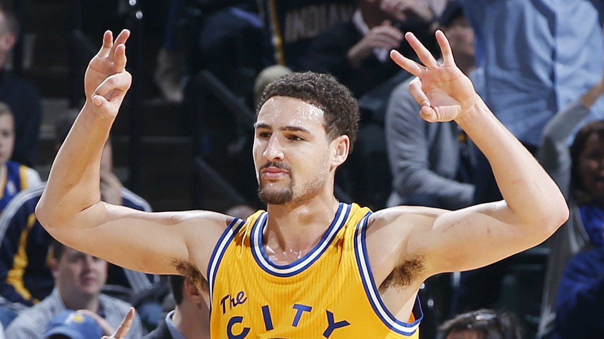 "Klay Thompson's all-time greatest achievement is still collaborating with 2Pac on ""Are U Still Down."" https://t.co/YL5R9jjPlL"