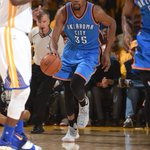After the 1st quarter, Thunder lead the Warriors, 24-19 #Game7 #NBAPlayoffs https://t.co/gvFkTjcFoZ