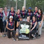 Congratulations to Christ the King on winning the @OntarioPWSA High School #Softball Classic today at @DurhamCollege https://t.co/2wbJARRg8U