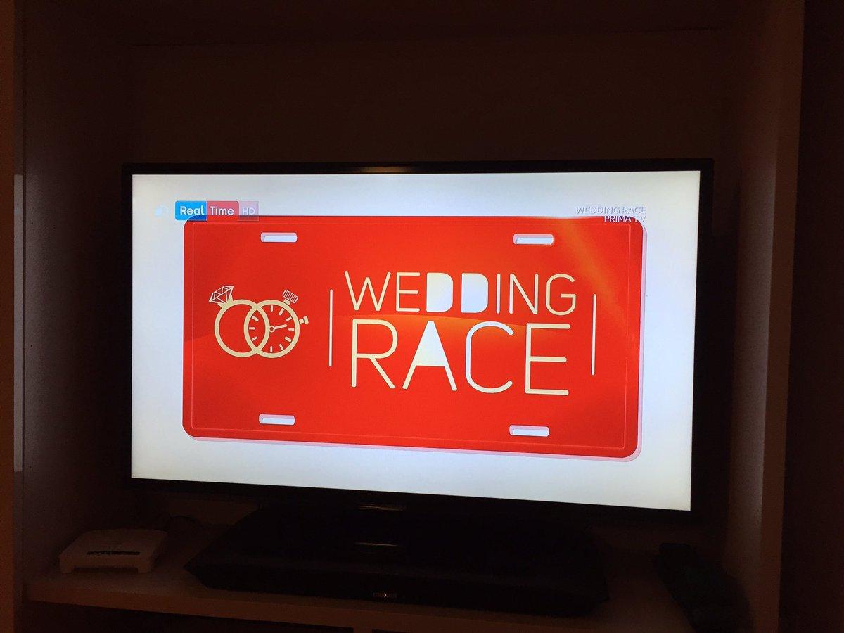 #weddingrace