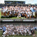 Tar Heels win NCAA Lacrosse Championships, making UNC 1st since 94 to win the Mens & Womens titles in a season. https://t.co/wltgFtF8vI