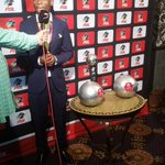 And the man of the moment, Khama Billiat. Congratulations CHAMP! ???? #PSLAwards Its a wrap for 2015/2016 https://t.co/XW9bgRh3b9