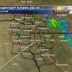 A few tstorms in TX and AR will continue on/off tonight. Radar: https://t.co/CJDOgSgwXH @NBC6News @KMSSTV https://t.co/mR6yiv95OC