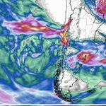 OJO. Entre regiones IV y V hay varias zonas q arrojan 100+ mm en el Total acumulado precipitaciones para este evento https://t.co/equqrTLq2G
