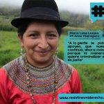 Luisa es conserje en escuelita comunidad Lagunas #Saraguro hoy condenada a 4 años de prisión #SolidaridadSaraguro https://t.co/4s4yr4Ay9y