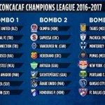 A las 6pm. se sabrán los rivales de @AlianzaFC_sv  y @Cd_Dragon_sv en Concachampions. https://t.co/pu9CQAJnAG