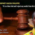 RT Bidjoserge: Prophète Kacou Philippe, sa plaidoirie pour le procès du 03 juin 2016. https://t.co/Y0vBJCBoyp https://t.co/8vnLkxISp2