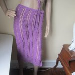 Crochet skirt, Festival clothing, Boho skirt, Lavender penc… https://t.co/lwsk1cXnEv #musicfestivals #BohemianSkirt https://t.co/UcGb747a1F