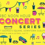 Our @RBC Noon Hour  Concert Series begins Friday w/Kenny Phelps!There will also be 5 food trucks present. https://t.co/afMroAF1ho