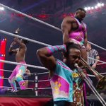 Theyve entered THAT zone... #RAW @TrueKofi @WWEBigE @XavierWoodsPhD https://t.co/3F27XHnqSb