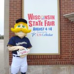 RT to win a #Brewers & @wistatefair ticket pkg for 6/7! https://t.co/bYoBnMrxIQ  RULES: https://t.co/FqqIRadDvM https://t.co/zqtC8b1tej