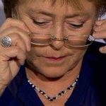 Encuesta Plaza Pública Cadem: Aprobación de Michelle Bachelet vuelve a su registro... https://t.co/P9Srpo2716 https://t.co/IA4wAJhRMR