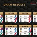 #LCC   Así quedaron conformados los ocho grupos de la #Concachampions. Dragón en el B y Alianza en el F https://t.co/zbPR53y6MQ