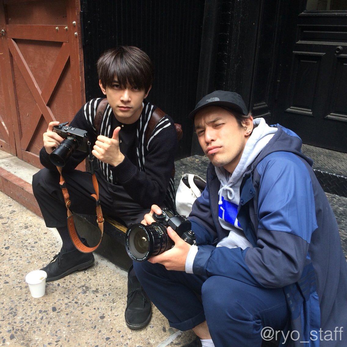 5月もあっという間に終わりですね🍃吉沢はNYに行ったり、オオカミ少女と黒王子が公開したり、明後日OAの早子先生の撮影した
