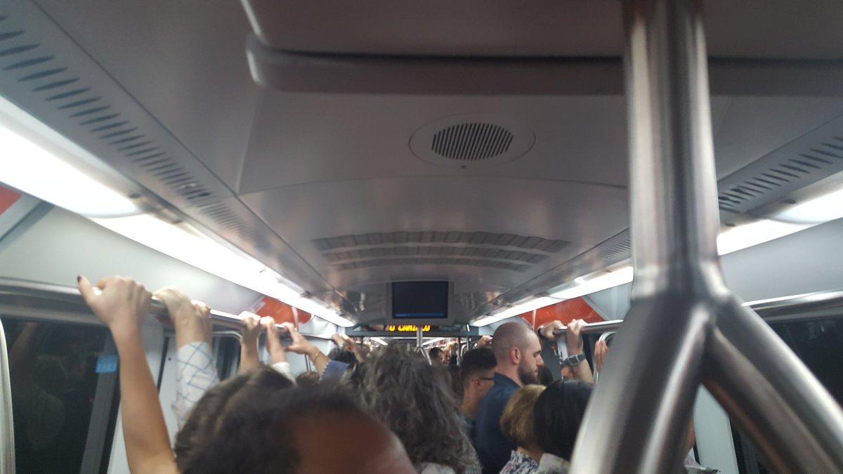#MetroA