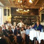 Fullt hus på #civitafrokost m/ @erna_solberg og @jonasgahrstore - følg møte direkte på civita.no https://t.co/nrcD4DVYc1