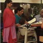 Dear Renuka Chowdary If you cant feed the little girl minding your child,  please dont bring them to a restaurant! https://t.co/N104ZYtVKN