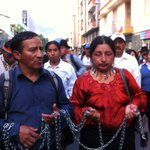 Total repudio a la justicia correísta que sentencia a 4 años de prisión a miembros del pueblo Saraguro. https://t.co/zn3YKix5Zn