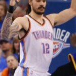 Steven Adams looks like he always uses moments of extreme physical pain to contemplate lifes greatest mysteries https://t.co/CJr60SqRzI