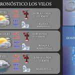 #ElTiempo próximos días #Coquimbo #losvilos Mañana y el Miércoles #nubes Jueves a prepararse #lluvias ☔️☔️ https://t.co/P7rrR2pzdt