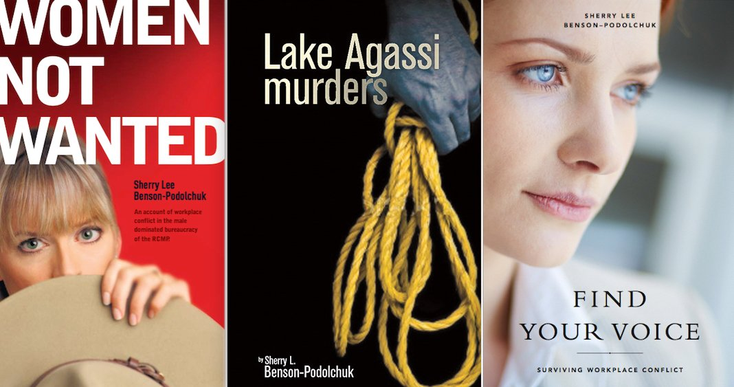 3 books our June 9 Moving Up Network Luncheon https://t.co/LlxQt8U3F7 speaker Sherry Benson-Podolchuk has authored. https://t.co/TfQgD8PWBl