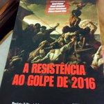 """"""" Não ao Golpe Parlamentar"""" Ma.Luiza Q Tonelli A Resistência ao Golpe de 2016. Lançamento na @UNB https://t.co/FIElGjM5sI"""
