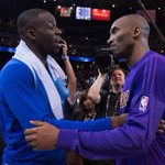 Warriors down 3-1 Draymond gets advice from Kobe Warriors win series 4-3. #YoureWelcome https://t.co/jFTn9koSWR