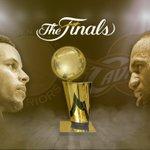 Warriors x Cavaliers. Curry x LeBron, Reedição da final da NBA. https://t.co/JQSzEm0rbF