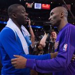 Warriors down 3-1 Draymond Green gets advice from Kobe Bryant. Warriors win series 4-3. #YoureWelcome https://t.co/98M6PAUcj6
