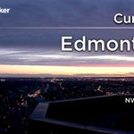 CURRENT: Partly cloudy, 11°C, and a phenomenal sunset in #YEG. Just beautiful tonight! #yegwx https://t.co/S7SL6Ljsti