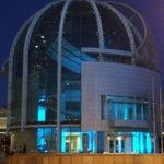 #sanjose City Hall glows teal for @SanJoseSharks@sjeconomy @TeamSanJose @raulperalez @sliccardo https://t.co/tdox2on1pe