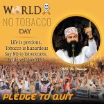 Say no more tobacco bcoz its not friend...Tobacco consumption is second leading cause of death #MSGwelfareServices https://t.co/aqGUvXLUc8