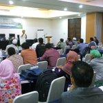 Suasana Pelatihan Pemandu Wisata Halal Bahasa Arab, di Funduk Al Oasis, Banda Aceh. 📷 by Didin Johan #halalTourism https://t.co/IgjmT0GXid