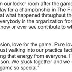 Kevin Durant on the Thunders emotional, up and down season: https://t.co/8W0pautuuk