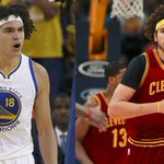 Anderson Varejãos brush with history: Hes the first player to ever play for both Finals teams in the same season. https://t.co/6CcEUAfR7M