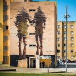 kadifson: Street Art by Borondo found in Lisbon     #art #mural #graffiti #streetart https://t.co/tsx274jeKc