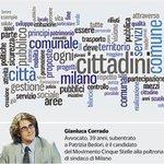 #Milano, il lessico elettorale dei candidati @NoiMilano2016, @s_parisi, @ilconrad76 (via @corriere) https://t.co/rsSLe1RDPt