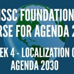 Week 4 of Foundational Course: How can we localize #Agenda2030? https://t.co/GnuR2rQ4Cl #UNSSC2030 https://t.co/8EUB2gVapi
