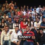 نانسي عم تلعب على ارضها و بين جمهورها 😊 #هيدا_حكي الليلة بعد الأخبار 🔥@NancyAjram https://t.co/MUh7p6t4dZ