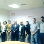 During orange communication director visit to #intaj office @r_dababneh @NidalBitar @orangeJo #Amman #ICT https://t.co/kJJxWo1fnz