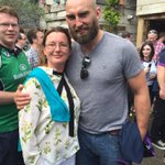 What a great weekend in Galway! Delighted for @JohnMuldoon8 and the @connachtrugby team! ???? https://t.co/mXXfMlIgqE