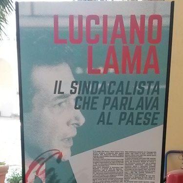 #LucianoLama