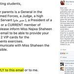 بالصورة - طالبة تثير مسألة الطبقية في الـLAU وتهز مواقع التواصل الاجتماعي https://t.co/XdSYBYe02w @GhanemVanessa https://t.co/YEAKzoUF3X