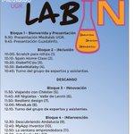 Hoy I Encuentro #labIN. ¡Síguelo por Periscope en @MediaLabUGR! Más info: https://t.co/FSlTRonLX6 https://t.co/TQEVgCMTch