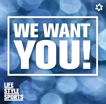 We're looking for a Customer Service Exec to join our team! Email your CV to career@lifestylesports.com #jobfairy https://t.co/YISQvl4ODH