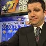 Everybody relax. The beard is gone and Im ready for a nice forecast. Join us on #27Daybreak live this morning! https://t.co/eAQoGvn5HT