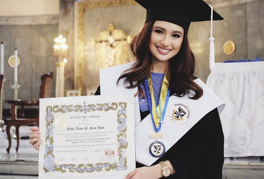 Congratulations, @MyJaps! Keep being an inspiration to the youth. Your World Vision family is proud of you.