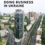 Coming Friday, June 3. Doing Business in Ukraine - 2016 edition. 80 pages of essential news and views. https://t.co/mEmZDDH6x4